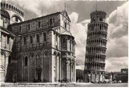 PISA - TORRE PENDENTE E ABSIDE DEL DUOMO VG51 - Pisa