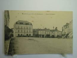24  Mareuil Sur Belle - Place Saint André - Sonstige Gemeinden
