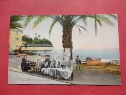 S Margherita Ligure   Lavoratrici Al Tombolo   Ca 1910 - -  -ref 667 - Autres Villes