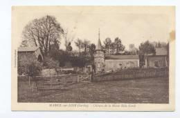 Mareil-sur-Loir. Chateau De La Haute BelleGarde. - Zonder Classificatie