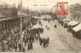 Carte Postale Ancienne De SPA - Belgique