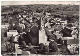 81 - VALENCE D ALBIGEOIS - L EGLISE ( VOL AU DESSUS DE - EDIT LAPIE - Valence D'Albigeois
