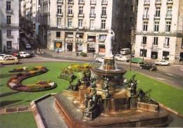 * * NANTES * * La Place Royale ( Carte Vierge ) - Nantes
