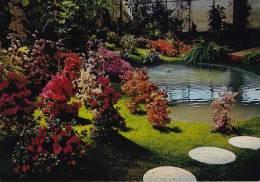 * * NANTES * * Floralies Internationales 1984 ( Carte Vierge ) - Nantes