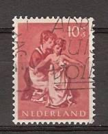 NVPH Nederland Netherlands Pays Bas Niederlande Holanda 652 Used ;Kinderzegels,children Stamps,timbres D´enfants 1954 - 1949-1980 (Juliana)