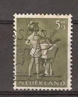 NVPH Nederland Netherlands Pays Bas Niederlande Holanda 650 Used Kinderzegels,children Stamps,timbres D´enfants 1954 - 1949-1980 (Juliana)