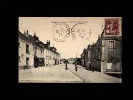 37 - CORMERY - La Place De La Mairie - France