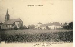 ORROIR - L´eglise * Café-Restaurant J. Dekeyser - Bélgica