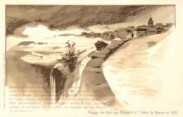 62028 - Passage Des Alpes Par Bonaparte  Et L'Armée De Reserve En 1800 - Militaria