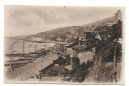 Ventnor (Royaume-Uni, Isle Of Wight) : The Est Cliff In 1910 (lively). - Ventnor