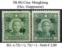 Cina-003B.40 - 1941-45 Northern China