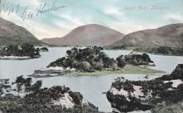 Irlande - Killarney - Upper Lake - Oblitération 1907 - Kerry