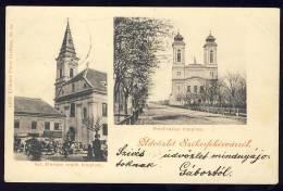 Hungary   SZEKESFEHERVAR      1900.        Old  Postcard - Ungarn