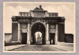 31458   Belgio,     Ypres,  Porte  De  Menin,  Memorial  Des  Heros  Britanniques,  NV - Belgio