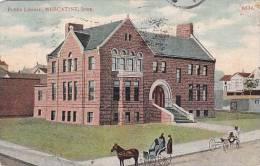 Iowa Muscatine Public Library 1912 - Sin Clasificación