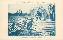 : Réf : L-12-0316 :  Missions Des Pères Oblats Dans Les Régions Polaires - Canada