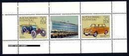 1979, MiNr. KLB 4212** + KLB 2413 Gest. - [6] Oost-Duitsland