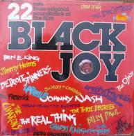 * LP *  BLACK JOY (22 Hits From The Original Soundtrack Of The Film) (England 1977) - Filmmuziek