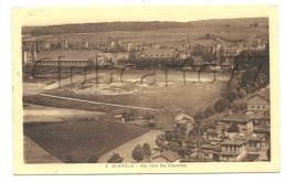 Saint-Avold (57) : Vue Aérienne Quartier Des Casernes En 1932 (animé). - Saint-Avold