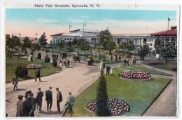 Syracuse, N. Y., State Fair Grounds, 1953, Wm. Jubb Co. - Syracuse