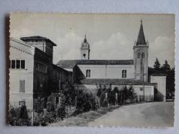 Bop2034)  Mezzolara - Canonica E Chiesa Parrocchiale - Bologna
