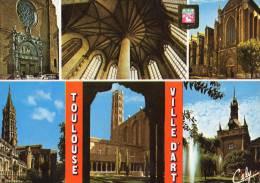 TOULOUSE LOT 5 CARTES - Toulouse
