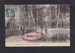# I 2037 - AUXERRE - La Piscine Et Le Pont Rustique  - (89 - Yonne) - Auxerre