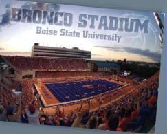 (133) Sport - Bronco Stadium - Stadien