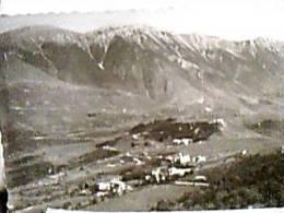 SPIAZZI M MONTE BALDO VEDUTA PAESE VB1947 Bollo STRISCIA  1 L  Democratica 3pezzi   DX4966 - Verona