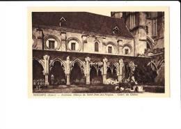 02..soissons, Ancienne Abbaye De St Jean Des Vignes, Cours Du Cloitre - Soissons