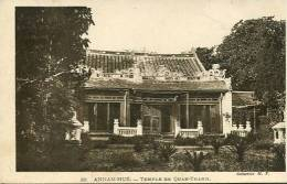 N°23433 -cpa Annam Hué -temple De Quan Thanh- - Vietnam