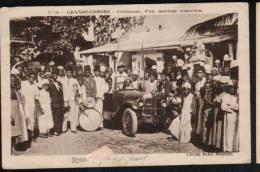 GRANDE COMORE - CEREMONIE D'UN MARIAGE COMORIEN - Comores