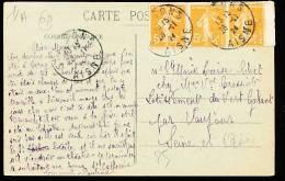 02 CHAOURSE /        Rue D'Agnicourt    / - Autres Communes