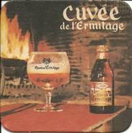SOUS BOCK - CUVEE DE L'HERMITAGE - Sous-bocks