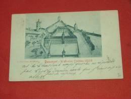 BEAUMONT  -   L´ Ancien Château En 1608  -     1900 - Beaumont