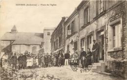 08 NOYERS PLACE DE L'EGLISE - Altri Comuni