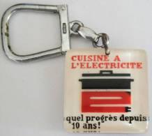 Porte-clefs N01038 BOURBON EDF Cocotte Minute - Porte-clefs