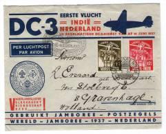 1er VOL NEDERLAND - Airplanes