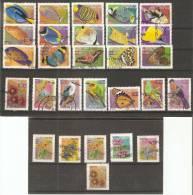 South Africa  2000-  Flora + Fauna  (o) X28 - Afrique Du Sud (1961-...)
