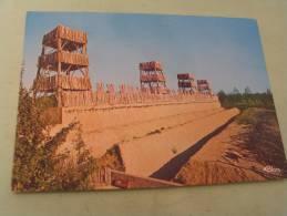 EL -LES FORTIFICATIONS DE CAESAR....ARCHEODROME ..AUTOROUTE A6. - Histoire