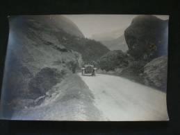 EXCURSION PYRENNEES ANNEES 1920 PHOTO ETIENNE 10 AV DU MAL FOCH BIARRITZ - Lieux