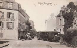 CP DINARD N°3634 LE CARREFOUR DE L HORLOGE - Dinard