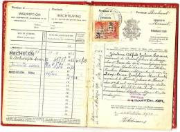 Trouwboekje Gemeente Herent 1931 - Historical Documents