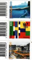 2012 Svizzera - Le Citta Svizzere - Nuovi