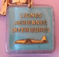 Porte-clefs N01110 BOURBON Air Inter - Porte-clefs