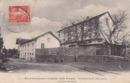 ¤¤  -    FOUGEROLLES    -   Etablissements LEMERCIER Frères  -  Les Cités Ouvrières   -  ¤¤ - France