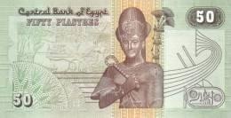 EGYPT  P. 62b 50 Ps 1997 UNC - Aegypten