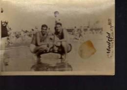 AMIGOS EN MAR DEL PLATA AÑO 1955  OHL - Places