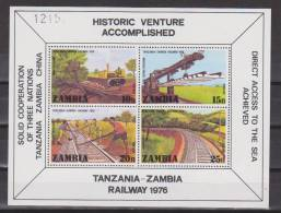 Sambia / Zambia 1976 Mi. B 4** MNH - Zambia (1965-...)