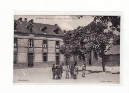 Gorron : L'Ecole Libre Des Filles / Edition Doisneau - Gorron